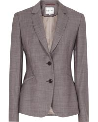 Reiss Sorrento Sharply Tailored Jacket - Lyst