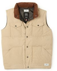 Muttonhead Collective Puff Daddy Vest - Lyst