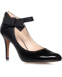 Nine West Gushing High Heeled Courts - Lyst