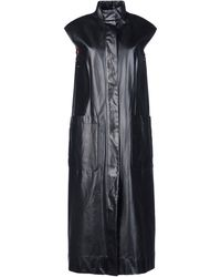 Mm6 By Maison Martin Margiela Full Length Jacket - Lyst