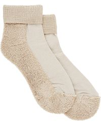 Maria La Rosa Terry-Sole Socks - Lyst