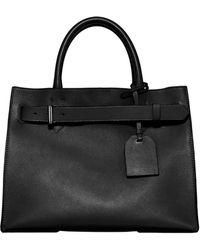 Reed Krakoff Rk40 Medium Belted Leather Tote Bag - Lyst