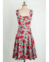 Effie's Heart - Guest Of Honor Dress In Rose Garden - Lyst