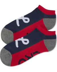 LRG - Core Collection Two No Show Sock - Lyst