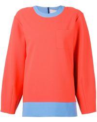 ROKSANDA - 'Trescot' Sweatshirt - Lyst