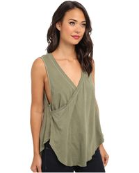 Free People Nocturnal Tank - Lyst