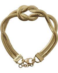 Jemma Wynne - Revival Love Knot Bracelet - Lyst