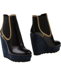 Kenzo Ankle Boots - Lyst