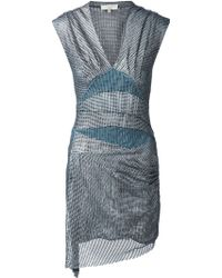 IRO Draped Dress - Lyst