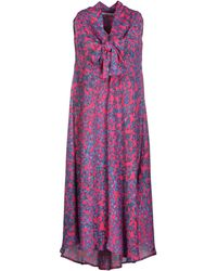 See By Chloé Knee-Length Dress - Lyst