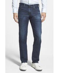 AG Adriano Goldschmied Men'S 'Matchbox' Slim Fit Jeans - Lyst