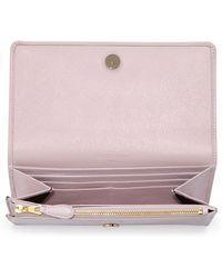 Balenciaga Giant 12 Golden Money Wallet Rose - Lyst