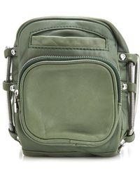Alexander Wang Brenda Leather Cross-Body Bag - Lyst