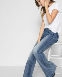 7 For All Mankind - Tailorless Dojo In Wall Street Heritage - Lyst