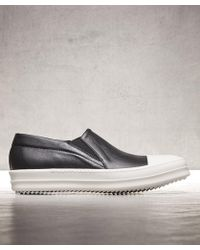Rick Owens - Boat Trainer - Lyst