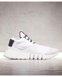 27b9fbd6383 Y-3 Ayero Sneakers in Black for Men - Lyst