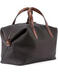 Berluti - Horizon Grain Leather Duffel Bag - Lyst