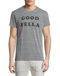 Sol Angeles - Good Fella Short-sleeve Graphic T-shirt - Lyst