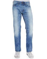 Diesel Safado 816p Faded Jeans - Lyst
