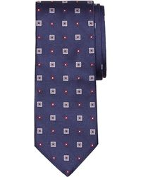 Brooks Brothers Alternating Square Tie - Lyst