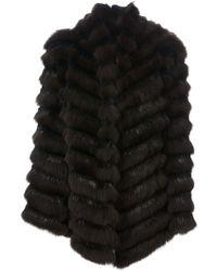 The Row Fur Coat - Lyst