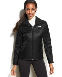 The North Face Sambe Quilted Jacket - Lyst