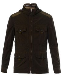 C P Company Hooded Goggle Field Jacket - Lyst