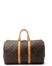 Louis Vuitton Keepall 45 Bag - Lyst