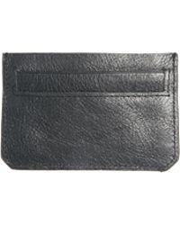 Royal Republiq - Thunder Leather Card Holder - Lyst