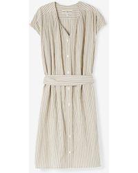 Caron Callahan Abbey Dress - Lyst