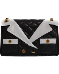 Moschino By Jeremy Scott Quilted Bag - Lyst