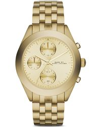 Marc By Marc Jacobs Peeker Chronograph Watch, 36Mm - Lyst