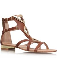 Carvela Kurt Geiger Brown Kupid - Lyst