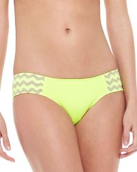 Seafolly Mod Club Chevronstripe Bottom - Lyst
