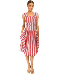 Vivienne Westwood Red Label Alien Dress - Lyst