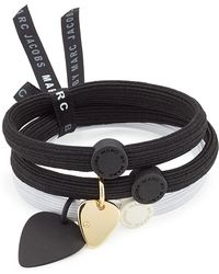 Marc By Marc Jacobs Lost & Found Hair Ties - Lyst