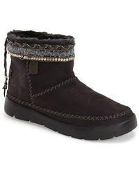Laidbacklondon - Nyali Wool-Lined Boots - Lyst