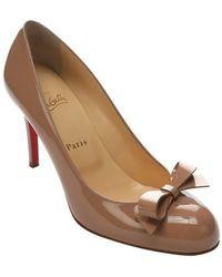 Christian Louboutin Heels   High Heels, Pumps \u0026amp; Platform Heels   Lyst