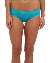 Smartwool Phd Seamless Bikini - Lyst