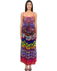 Camilla Sacred Charm Long Dress - Lyst