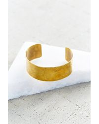 Urban Renewal - Tzunuum Gold Rush Bangle Bracelet - Lyst