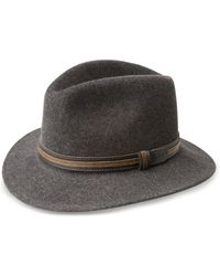 Bailey of Hollywood - The Bradnt Hat - Lyst
