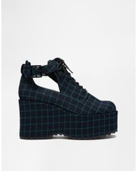 Asos Every Move You Make Wedge Ankle Boots - Lyst
