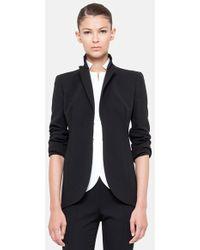 Akris 'Pentagon' Double Face Wool Jacket - Lyst
