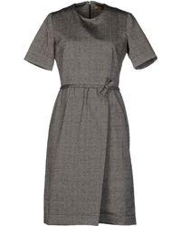 Peter Jensen Short Dress - Lyst