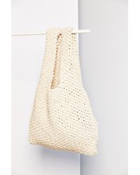 Silence + Noise - Cotton Net Shopper Bag - Lyst