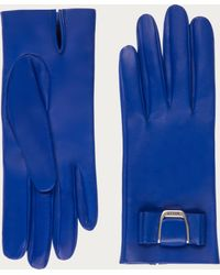 Bally | Leather Gloves | Lyst