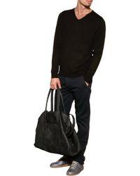 Rag & Bone Wool V-Neck Pullover - Lyst