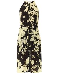 A.L.C. Kanan Silhouette Flowerprint Dress - Lyst