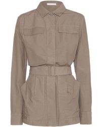Tomas Maier Cotton Jacket - Lyst